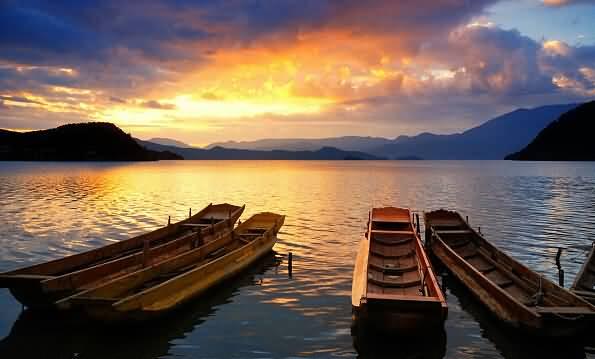 【大美凉山】泸沽湖、卫星中心、邛海、泸山汽车品质四日游