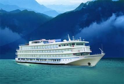 重庆万州顺道长江三峡往返四日游