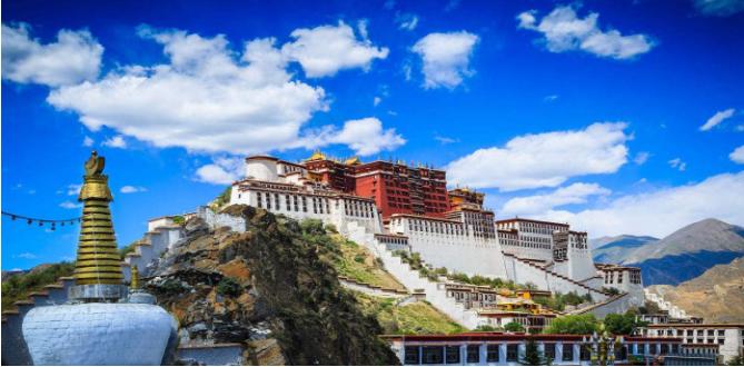 稻城+西藏全景环线15日自驾游